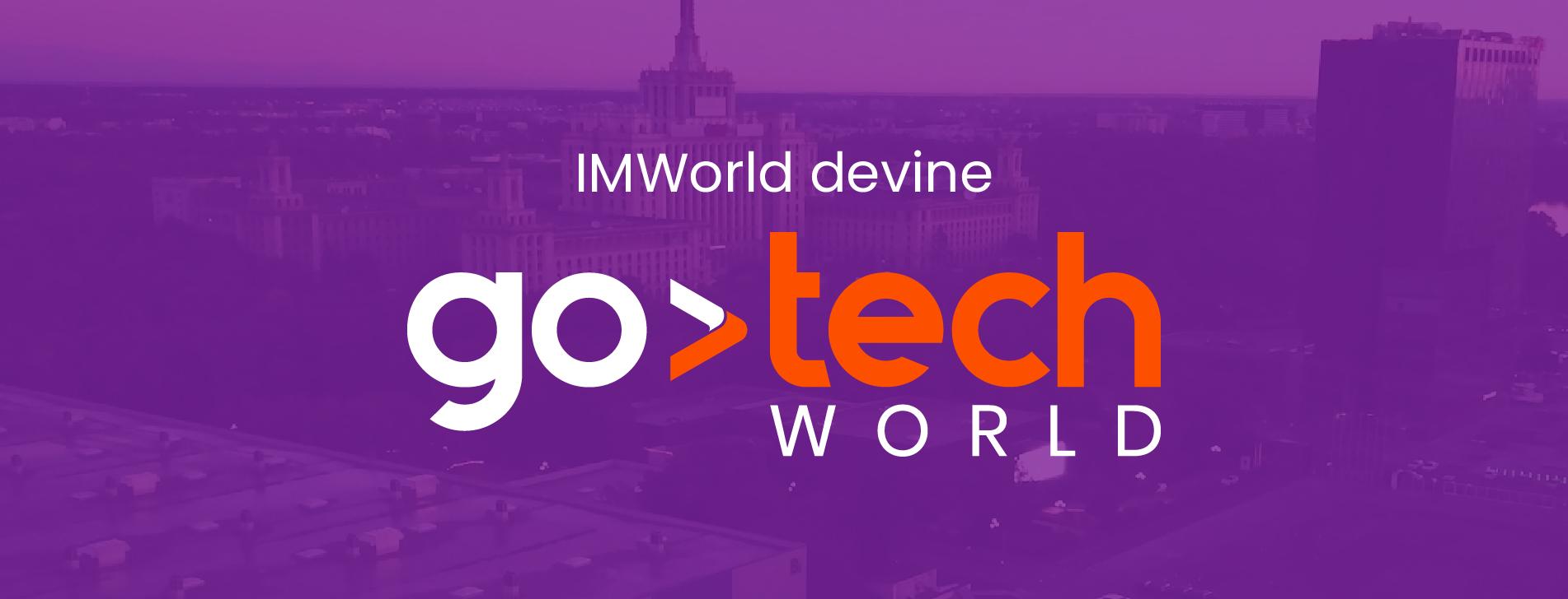 Giveaway: Bilete la GoTech World