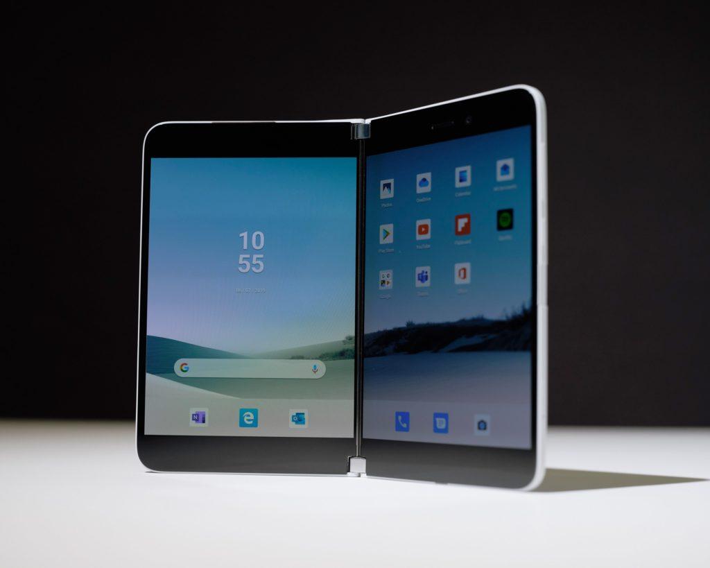 SFWD 034 >>> Un telefon pliabil Microsoft și geaca de blugi inteligentă
