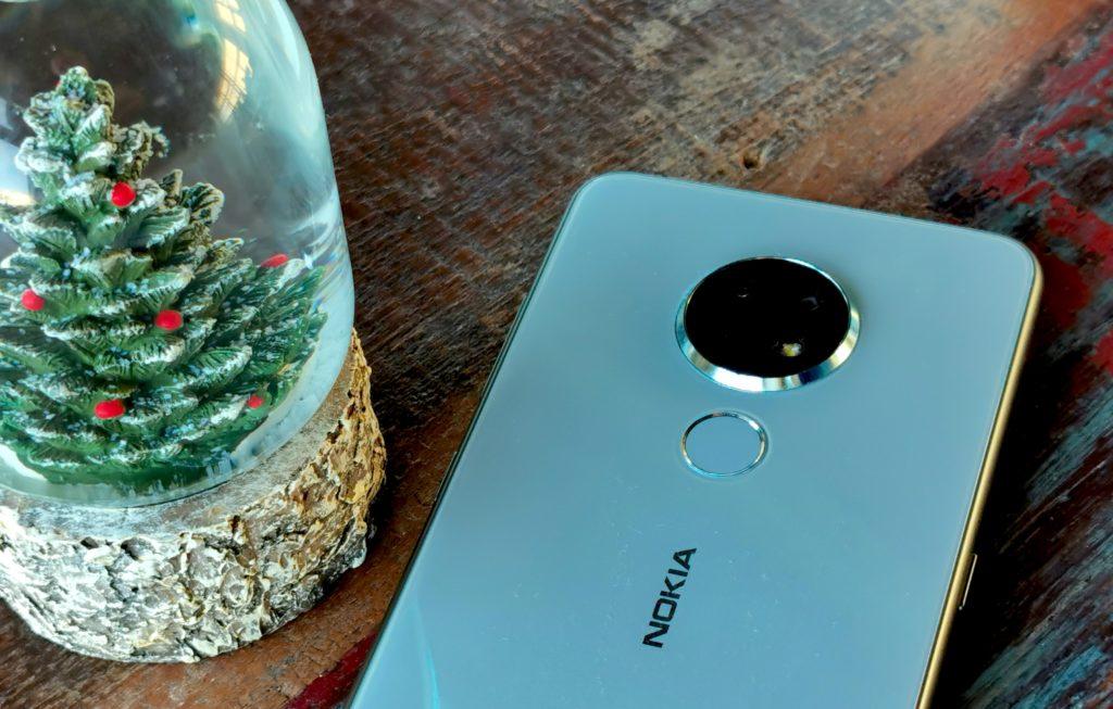Review: Nokia 6.2. Un telefon ieftin care nu pare ieftin.