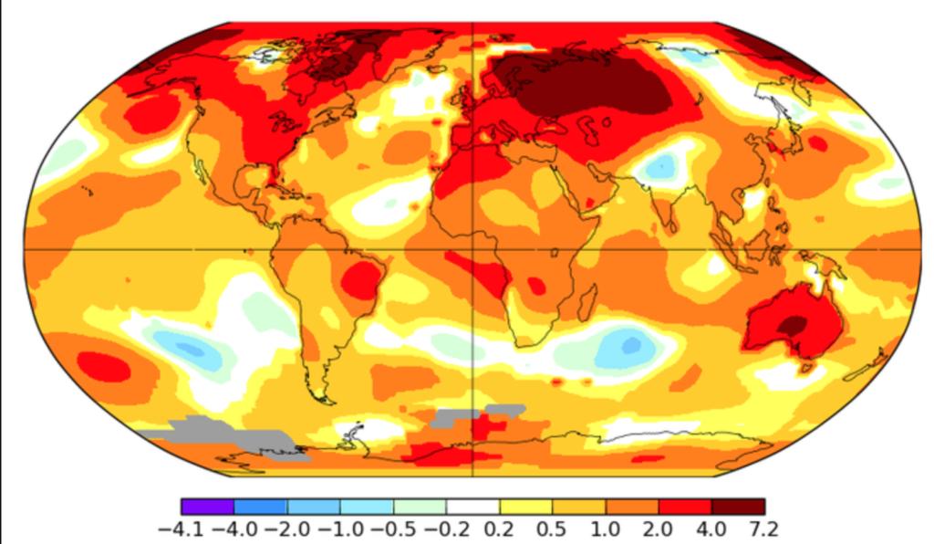 SFWD 047 >>> Planeta se tot încălzește
