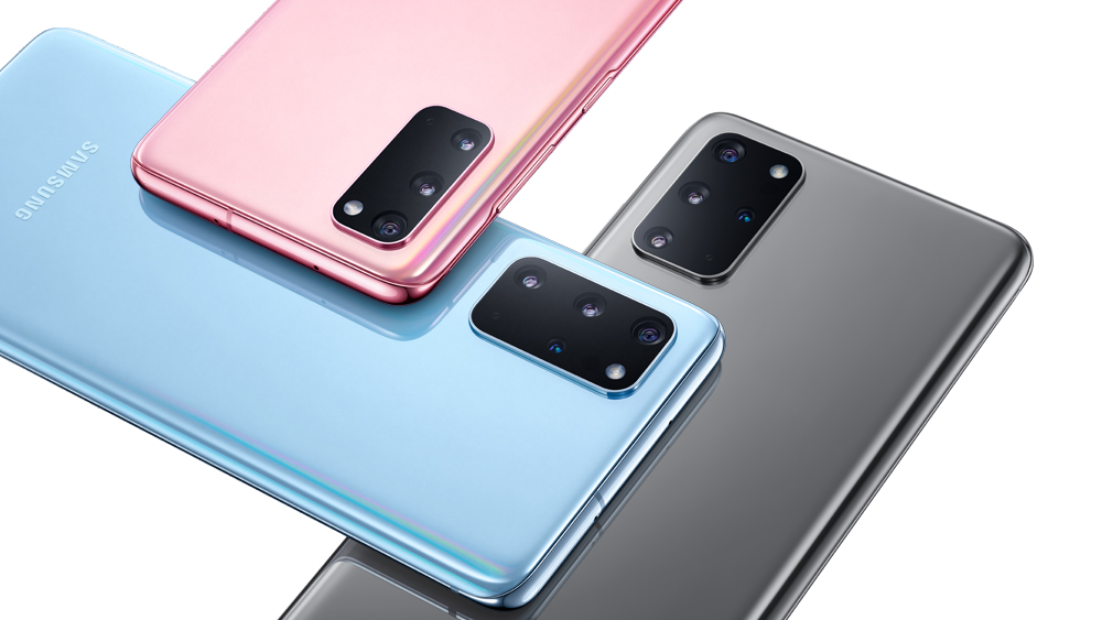 SFWD 051 >>> Samsung a lansat seria S20 (și noul telefon pliabil), coronavirusul a anulat MWC
