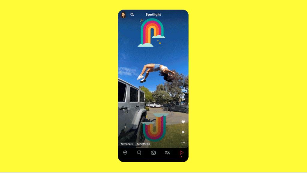 SFWD 092 >>> Snapchat Spotlight, studiu Starcom, Fujifilm GFX100 cu infraroșii