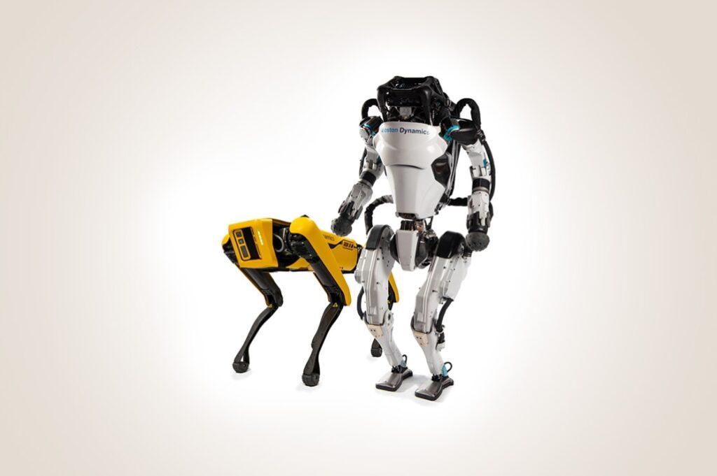 SFWD 095 >>> Hyundai cumpără Boston Dynamics, UE atacă giganții tech