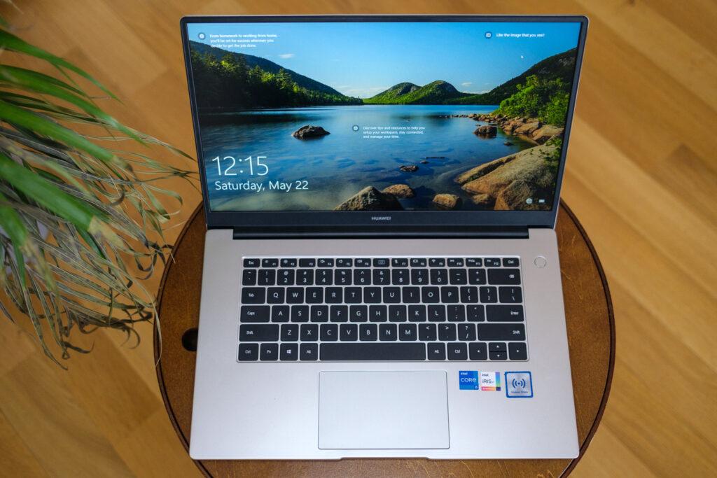 Review: Huawei MateBook D 15 2021