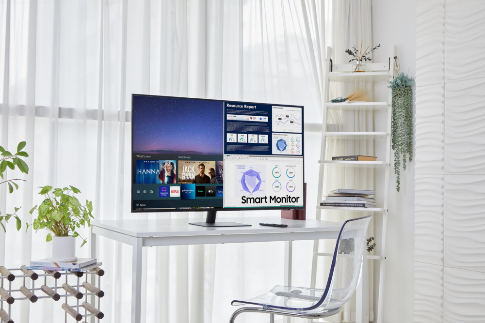Review: Samsung Smart Monitor M5 (24″)
