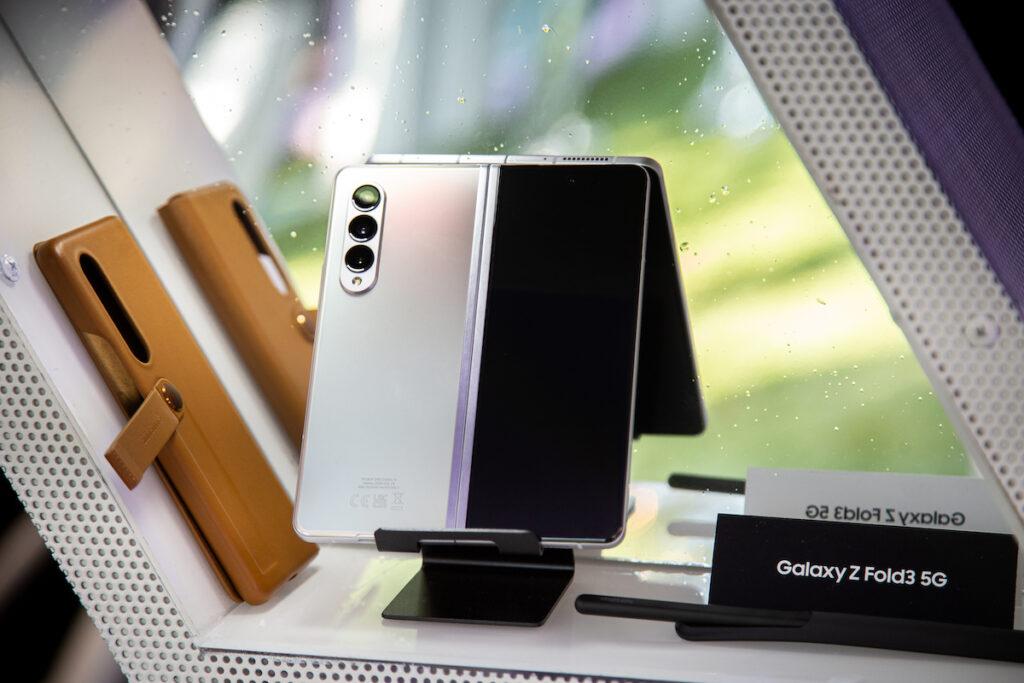 SFDW >>> Samsung Galaxy Z Fold3 & Z Flip3, Xiaomi CyberDog